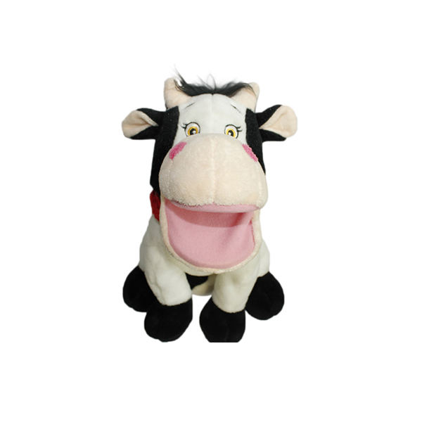 Musical bear toy-Cow