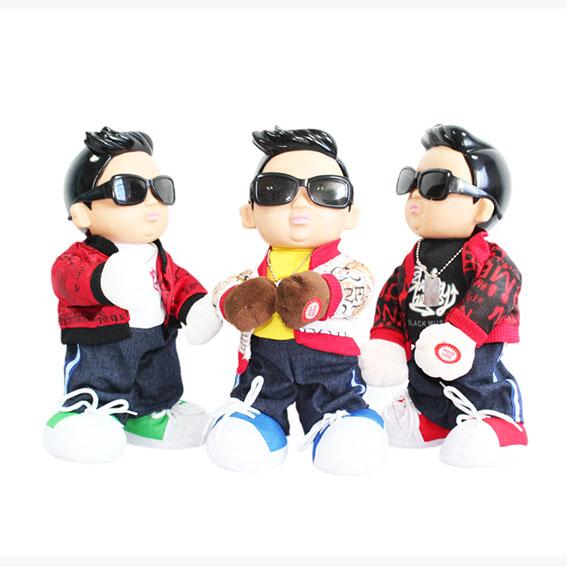 Gangnam Style dancing singing sound toy