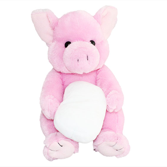 Plush toy- Pillow pig