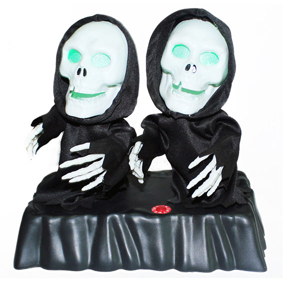Halloween Toy – Dancing skeleton brother