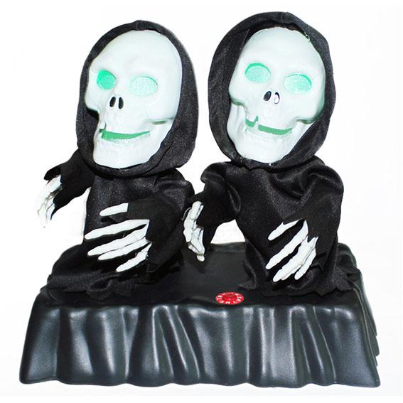 Halloween Toy – Dancing skeleton brother
