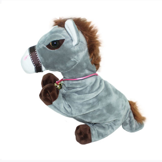 DJ Horse with recording and walking function