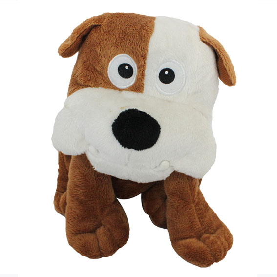 Voice dog plush toy