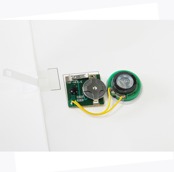 IC Sound module Greeting card