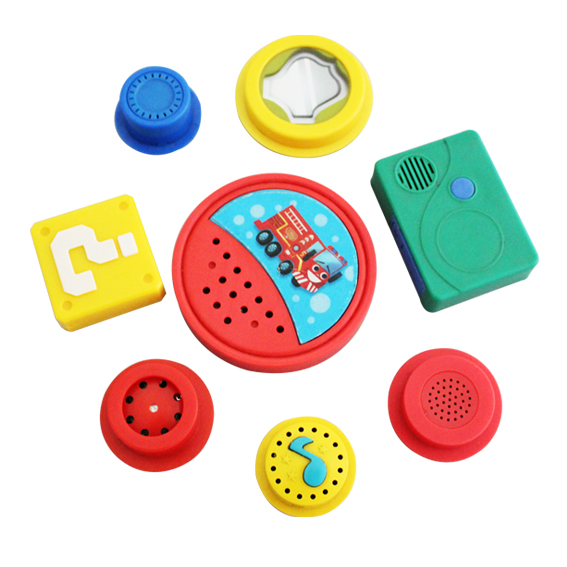 Press IC sound module – colorful Press button