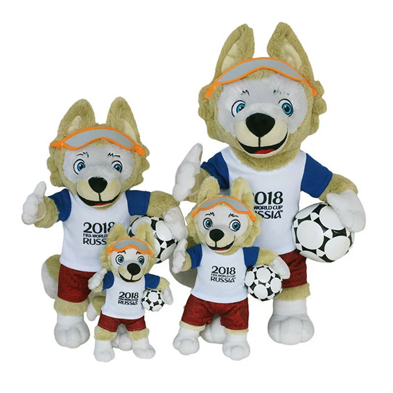 World cup 2018 Plush toy