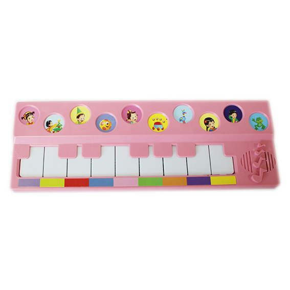 Piano music box for music book – Pink