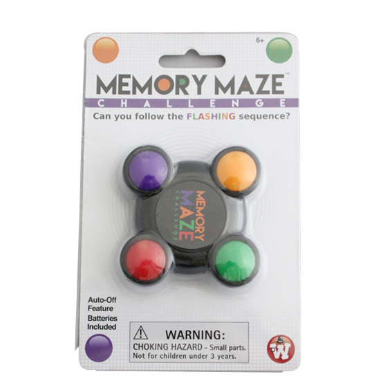 Memory Maze Game For Children with Light and Sound