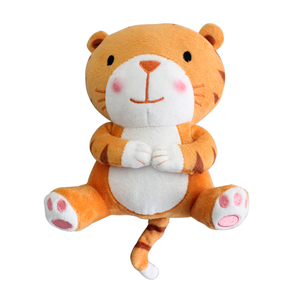 Soft Stuffed Animal Plush Tiger Toys