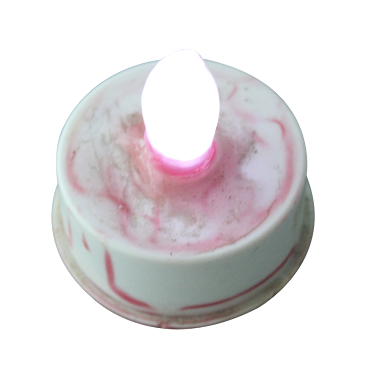 Christmas LED lighting candle