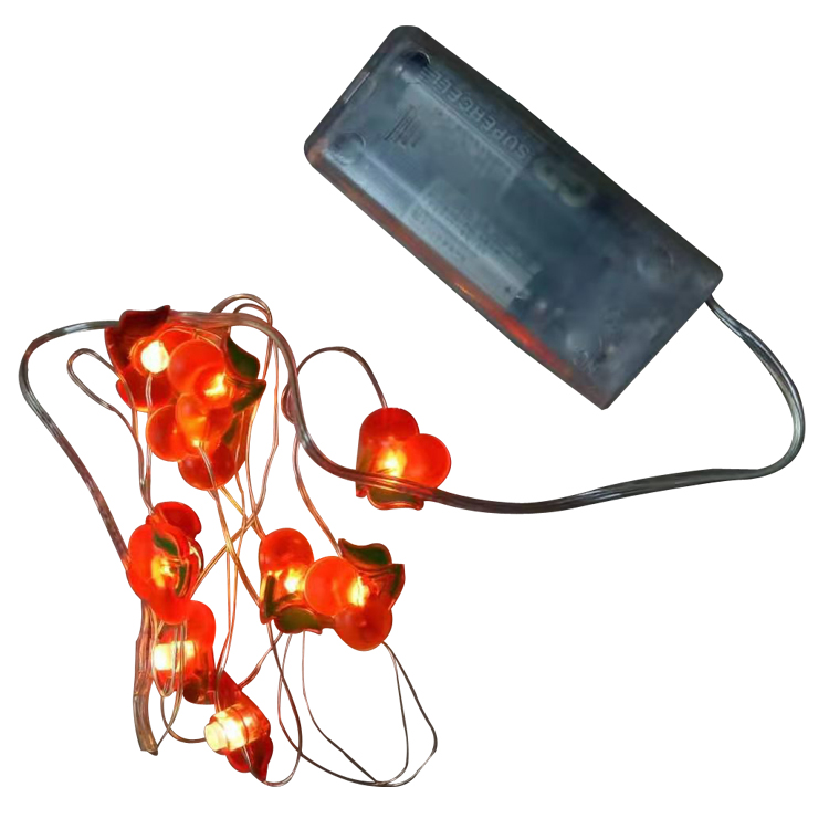 LED lighting cherry flower