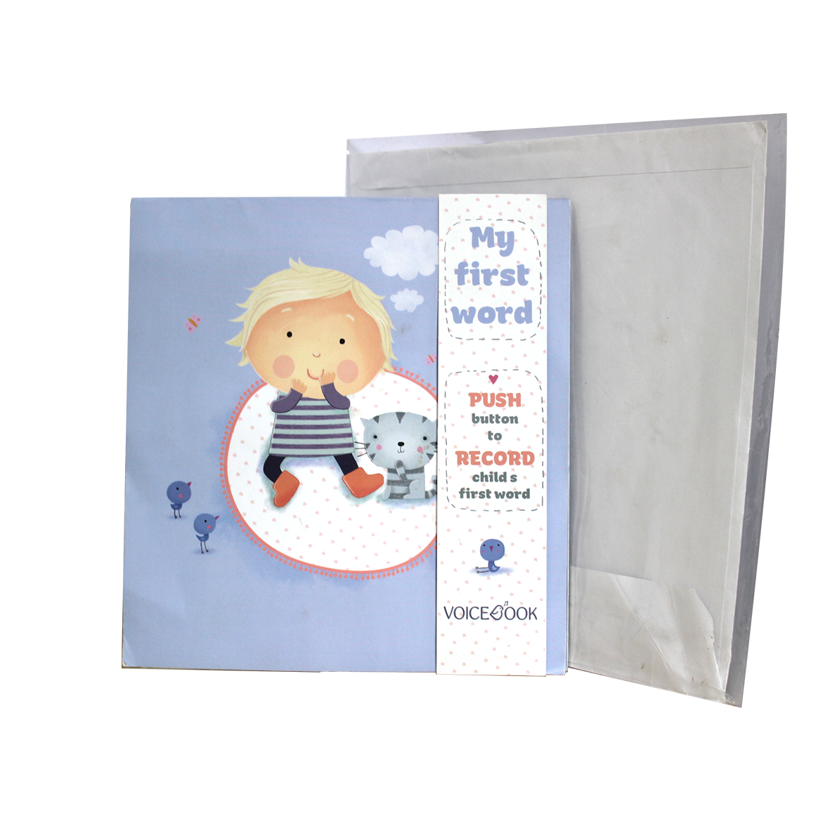 Recordable Voice Greeting Card